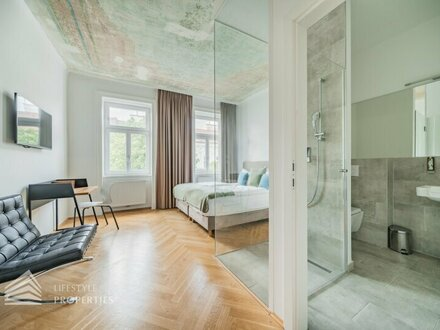 Top! Modern möblierte 1-Zimmer-Wohnung, Nähe Lugner City