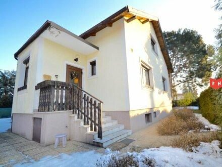 Erweiterbares 120m² Einfamilienhaus mit Terrasse, großzügigem Garten sowie Garage
