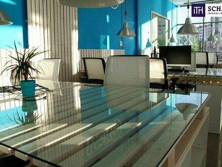 ITH: WUNDERVOLLES OFFICE MIT VOLLER SERVICIERUNG! TOPLAGE! PROVISIONSFREI! VON 10 m² BIS 300 m²!