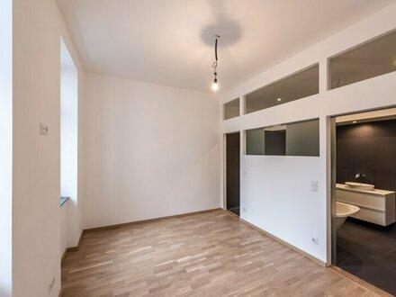 ++NEU** Sehr hochwertiger 2-Zimmer ALTBAU-ERSTBEZUG mit Balkon! **Hofruhelage**
