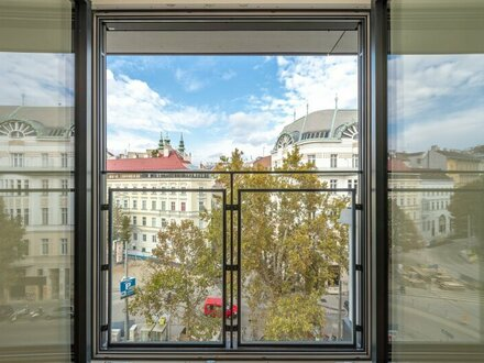 Six in the City: Singles und Pärchen aufgepasst!! Premium 2-Zimmer NEUBAU-ERSTBEZUG in absoluter BESTLAGE!!