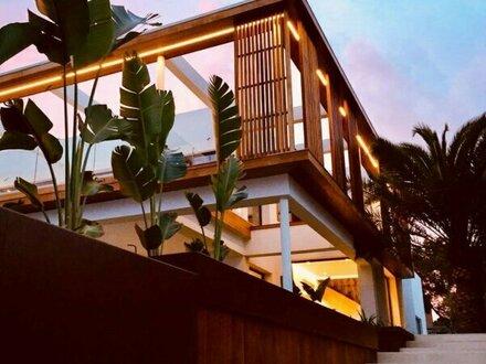 Luxuriöse 7-Zimmer Designervilla mit Meerblick in Mallorca