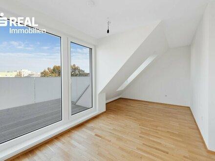 2., Rooftop-Appartements – stadtnah und doch im Grünen