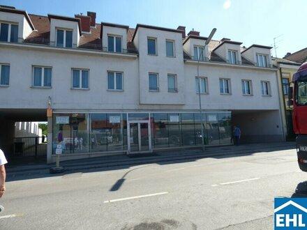 Geschäftslokal auf ferquentierter Haupstraße von Wiener Neudorf!