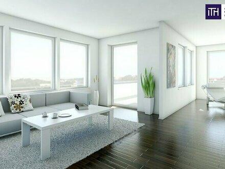 **ITH #UMWERFEND! LUXUS-ERSTBEZUG-PENTHOUSE! Große Terrasse + Riesige Glasflächen + Fernblick + Lichtdurchflutet + Tiefgaragenplätze,…