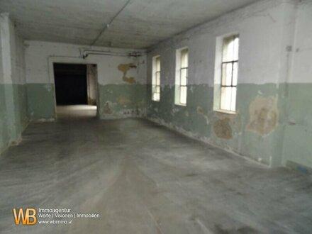 600m² Nutzfläche, Geschäftslokal, Büroräume & Lager- oder Ausstellungs- oder Veranstaltungsräume + 120m² Keller