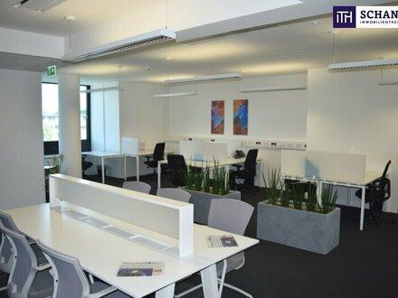 ITH: TOP-AUSBLICK! PROVISIONSFREI! AB 14 m² BIS 436m² VERFÜGBAR! KOMPLETTES PAKET für Ihr Business mit RUNDUM-SERVICE!