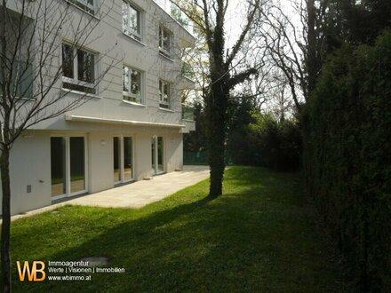 Großzügige Terrassen-Villenetage mit 210m² Wohnfläche im COTTAGEVIERTEL