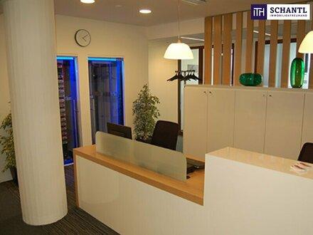 FLEXIBLE BÜROFLÄCHEN - TOP LAGE! TIEFGARAGE IM HAUS! Ab 14m² bis 300m² verfügbar! Provisionsfrei!