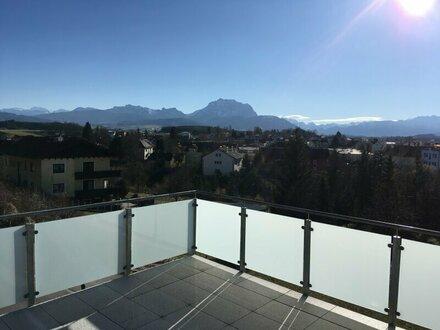 Mietwohnung mit großer Dachterrasse inkl. 2 PKW-Abstellplätze
