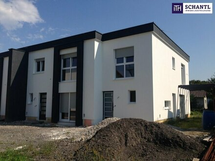 FAMILIENTRAUM: 4 Zimmer. Neuwertig. Herrlicher Garten + Terrasse + Balkon + Keller + Stellplatz