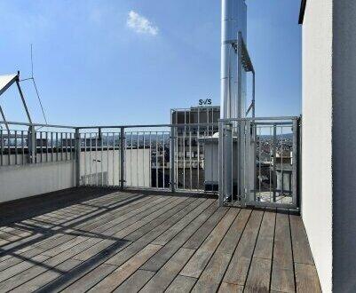 ERSTBEZUG: stylische Terrassenwohnung in Toplage