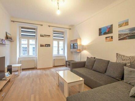 ++NEU++ Schöne, optimal aufgeteilte 2-Zimmer ALTBAU-Wohnung in begehrter Lage!
