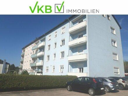 Wallern an der Trattnach: Schöne 67 m² Eigentumswohnung mit Balkon und Fernblick zur Eigennutzung oder als Anlage!