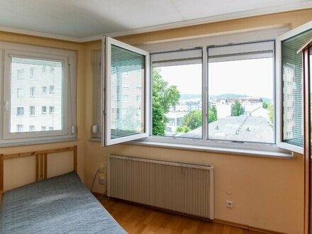 Gut aufgeteilte 3-Zimmer Wohnung im 14. Bezirk!