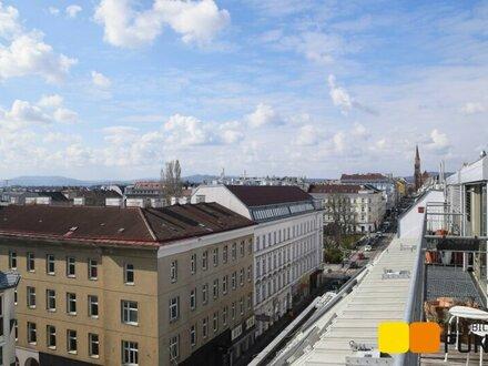 Sonnige 4-Zimmer-Maisonette über den Dächern Wiens