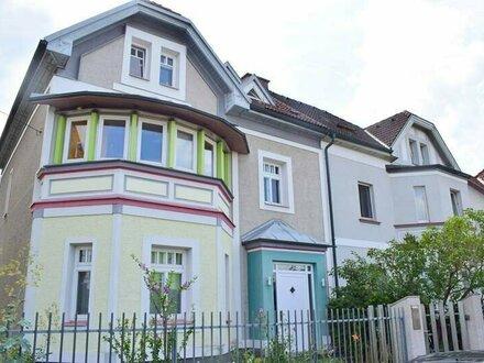 P R O V I S I O N S F R E I Wohnhaus mit 3 Wohnebenen