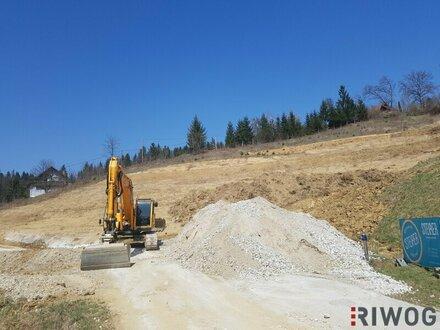 Wohnen über Voitsberg - *Projekt Terrassenberg* stellt sich vor .. (DHH 6)