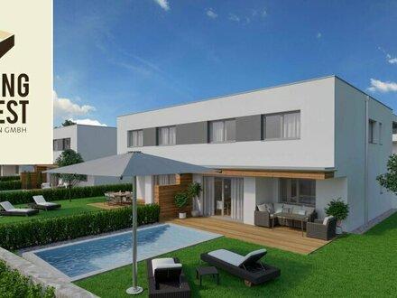 LIV Westside Living - 6 moderne und hochwertige Doppelhäuser - Haus 1 - RESERVIERT