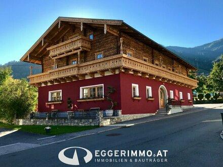 Großes Appartementhaus mit 7 Einheiten inclusive schönem Appartement im Nebengebäude mit Kitzblick in Kaprun zu verkauf…