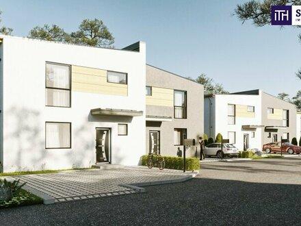 Absolute Grünruhelage in Wien-Nähe: Doppelhaus + perfekte Raumaufteilung + Eigengrund + Idyllisch am Wasser!