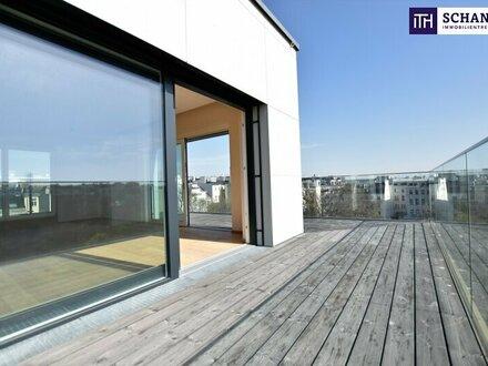 Moderne trifft Renaissance! Penthouse mit Park-Blick in Top-Lage!