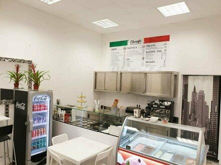 Geschäftslokal / Verkaufsraum / Büro/ GASTRONOMIE erlaubt, 30 m2 Geschäftslokal in frequentierter Lage! Kein FRISEUR!