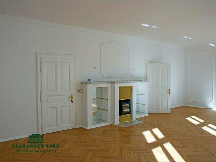 4-Zimmer-Altbau-Wohnung mit Wintergarten