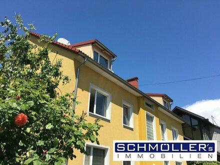 3-Zimmer-Dachgeschoss-Wohnung mit Parkplatz in ruhiger Lage!