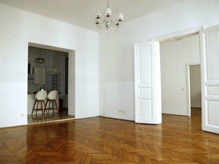 Helle und ruhige 3-Zimmer Altbauwohnung in ausgezeichneter Lage