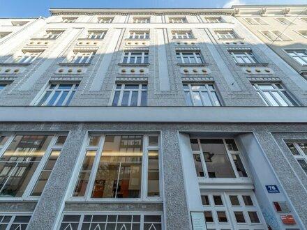 ++NEU++ Sanierungsbedürftige 2-Zimmer Altbauwohnung, Balkon! Bestlage! schöner Altbau!