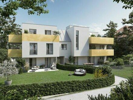 Projekt BeLeaf - traumhafte 2-Zimmer Wohnung mit Südgarten (Top 10)