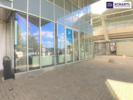 BÜRO-/GEWERBEFLÄCHE IN BESTLAGE! Top-Adresse + Belebte Umgebung + Starke Sichtbarkeit + Hauseigene Tiefgarage!