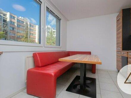 1 Zimmer Wohnung - Loggia in Ruhelage - Ideal für Singles