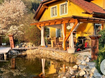 Wunderschönes Einfamilienhaus mit Panoramablick