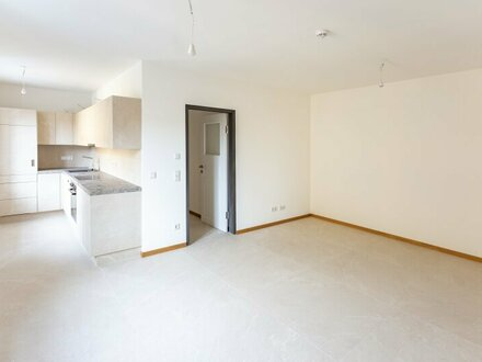 2-Zimmer-Wohnung zum Erstbezug
