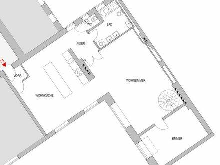 Moderne 3-Zimmer Wohnung nahe Rotenturmstraße zu vermieten! VIDEO BESICHTIGUNG MÖGLICH!