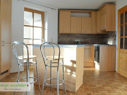 Für Naturliebhaber: sonnige 3-Zimmer-Balkon-Wohnung mit imposantem Ausblick