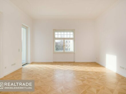 (Erstbezug) Traumwohnung mit unverbautem Grünblick im Stadtpalais am unteren Belvedere