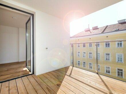 NEUBAU - Hochwertige 2 Zimmer Wohnung mit schöner Freifläche im Herzen von Ottakring ERSTBEZUG - auch Anleger geeignet -…