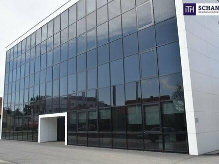 TOP-Investition! Moderne BÜROIMMOBILIE + Hochfrequenzlage + Überdurchschnittlich hohe Rendite in Graz!