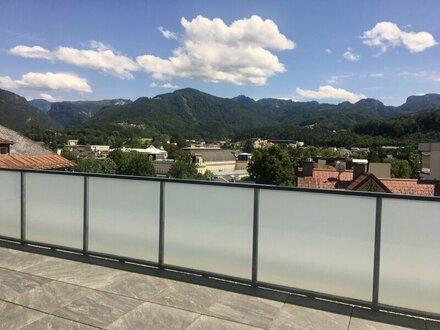 Penthouse mit atemberaubenden Blick auf die Kaiserstadt Bad Ischl