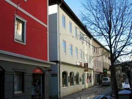 HAUSANTEIL an lukrativem WOHN- und GESCHÄFTSHAUS in Radstadt zu verkaufen