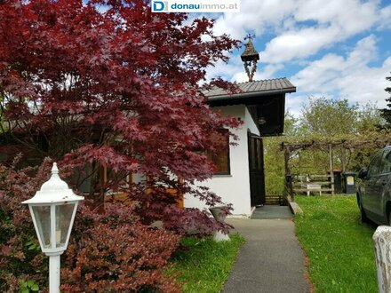 Feines, kleines Haus in ruhiger Sonnenlage mit wunderschönem Garten, nahe Güssing