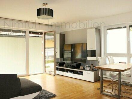 Sonnige 2-Zimmer-Wohnung mit Balkon in schöner Ruhelage