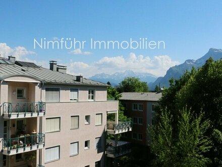 Geräumige, sonnige 2-Zimmer-Wohnung mit Balkon - Maxglan