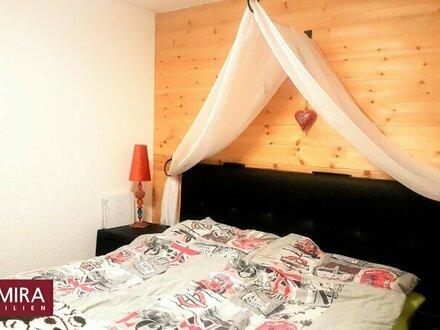 3-Zimmer-Gartenwohnung - Jung im Baujahr - Gemütlich - Hochwertig ausgestattet! Zweitwohnsitzfähig!