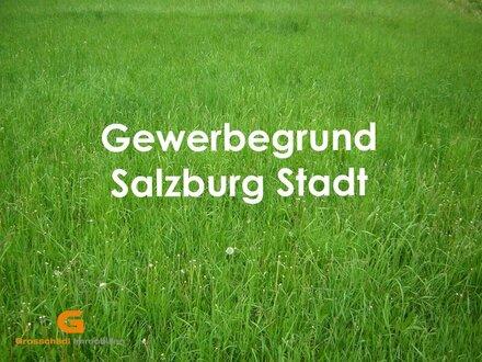 Stadt Salzburg - Gewerbegrund auf Baurechtsbasis