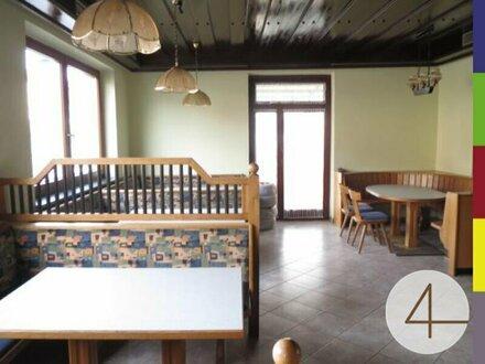 AKTION ORTSKERNBELEBUNG RAAB ! Geschäftshaus für Sauna / Büro / Lagerraum / Vereinslokal / Werkstatt usw.