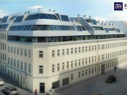 Neue Dachgeschoss-Wohnung mit Balkon & Terrasse + perfekte Raumaufteilung + Parkplatzmöglichkeit!